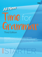 All New Time for Grammar_Starter (Third Edition)